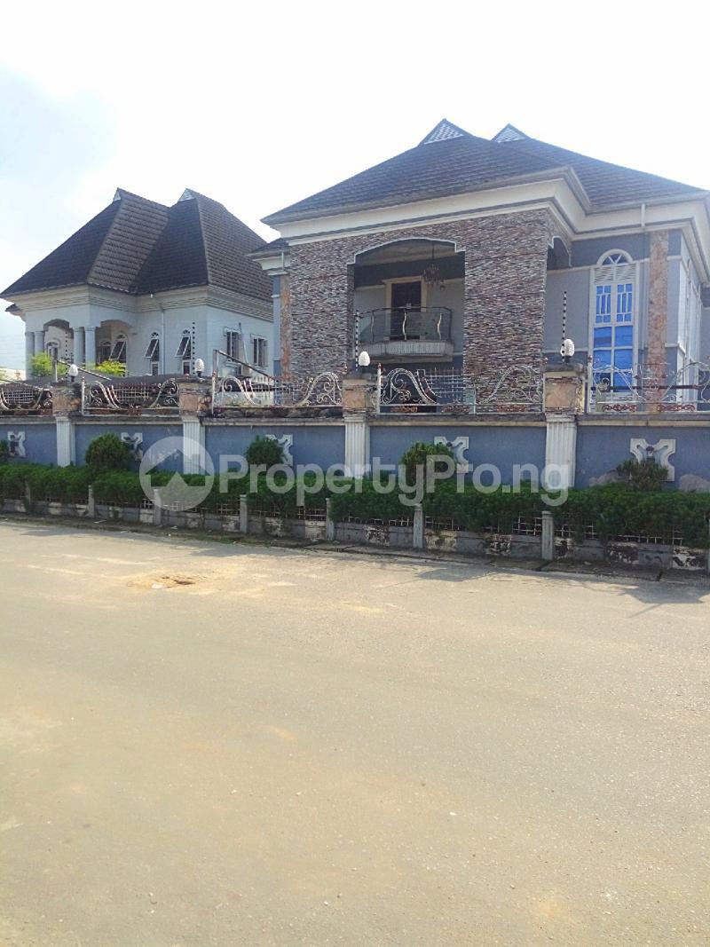 5 bedroom Detached Duplex House for sale New Road Ada George Port Harcourt Rivers - 6