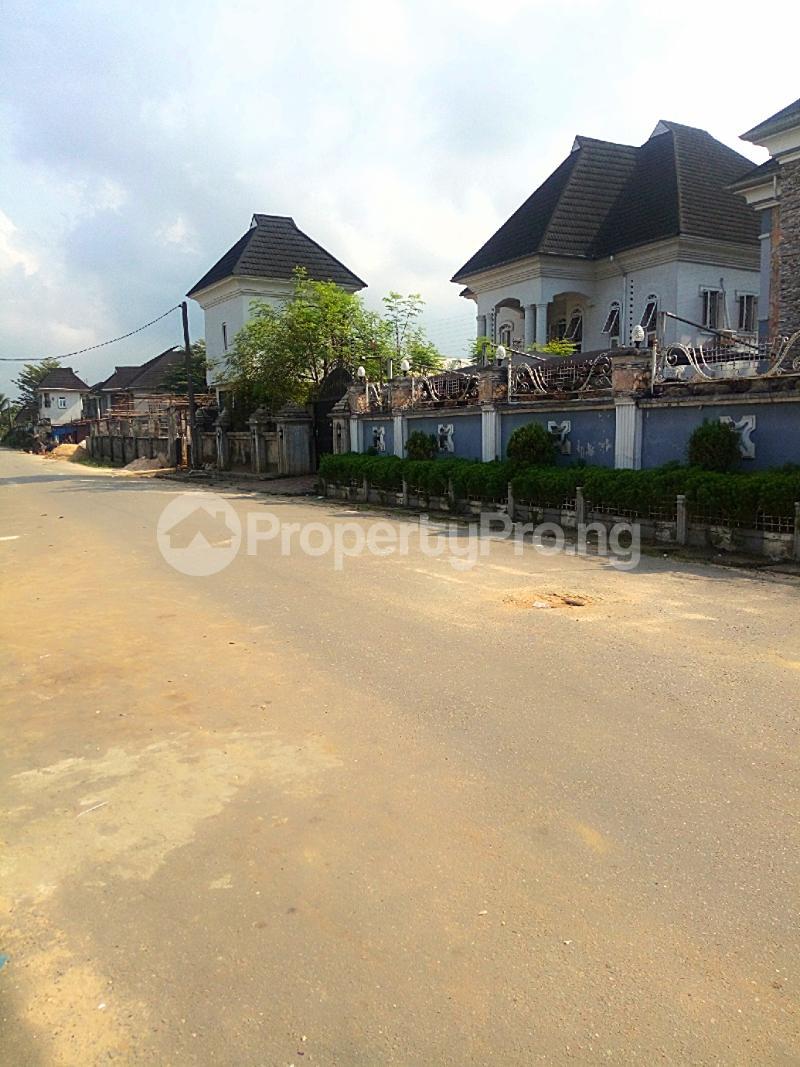 5 bedroom Detached Duplex House for sale New Road Ada George Port Harcourt Rivers - 5