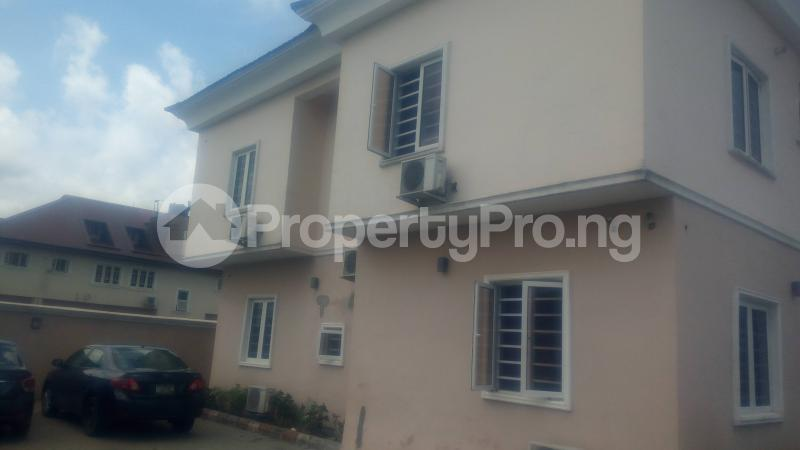 5 bedroom Detached Duplex House for sale estate Sangotedo Ajah Lagos - 0