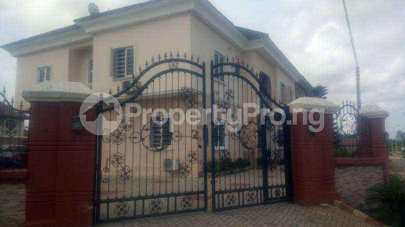 5 bedroom Detached Duplex House for sale estate Sangotedo Ajah Lagos - 2