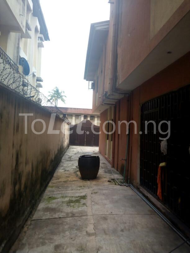10 bedroom House for sale Adenubi street Ago palace Okota Lagos - 9