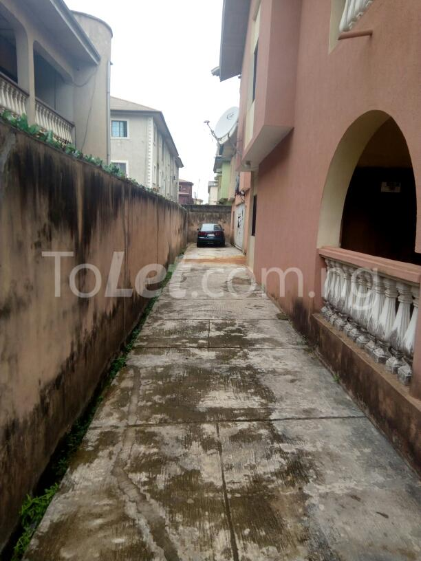 10 bedroom House for sale Adenubi street Ago palace Okota Lagos - 3