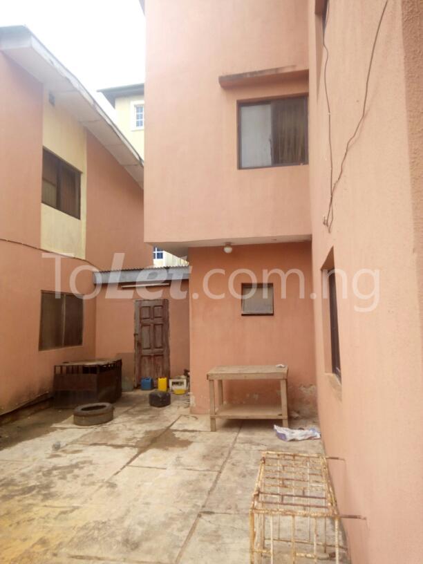 10 bedroom House for sale Adenubi street Ago palace Okota Lagos - 1