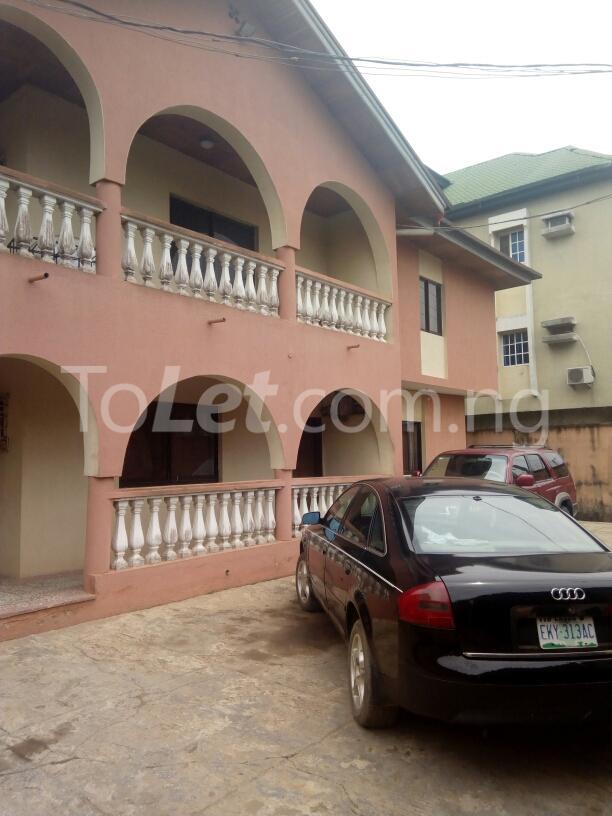 10 bedroom House for sale Adenubi street Ago palace Okota Lagos - 0