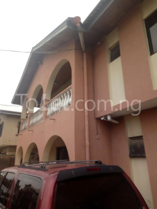 10 bedroom House for sale Adenubi street Ago palace Okota Lagos - 10