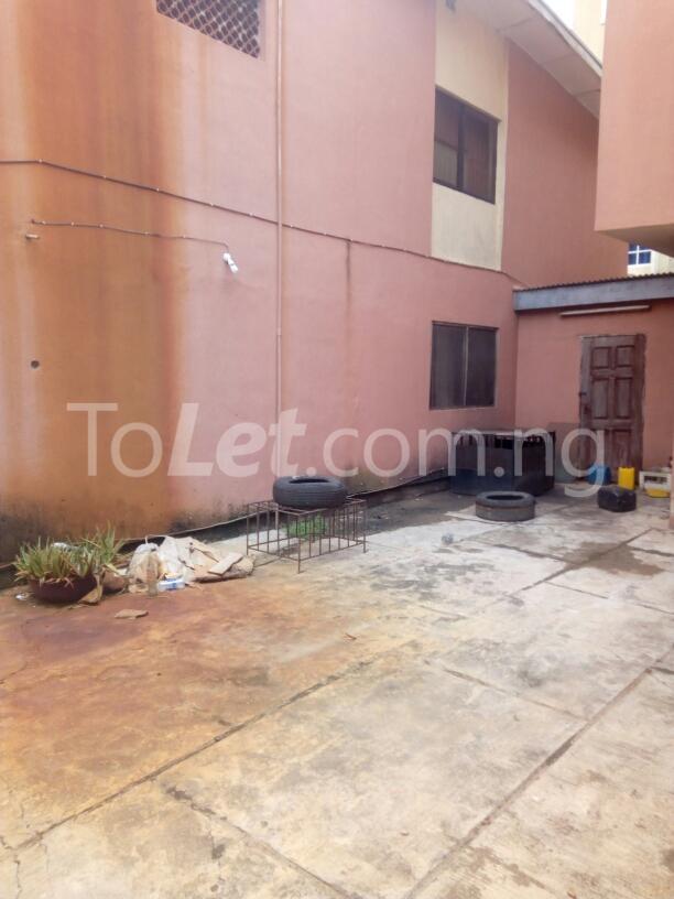 10 bedroom House for sale Adenubi street Ago palace Okota Lagos - 2