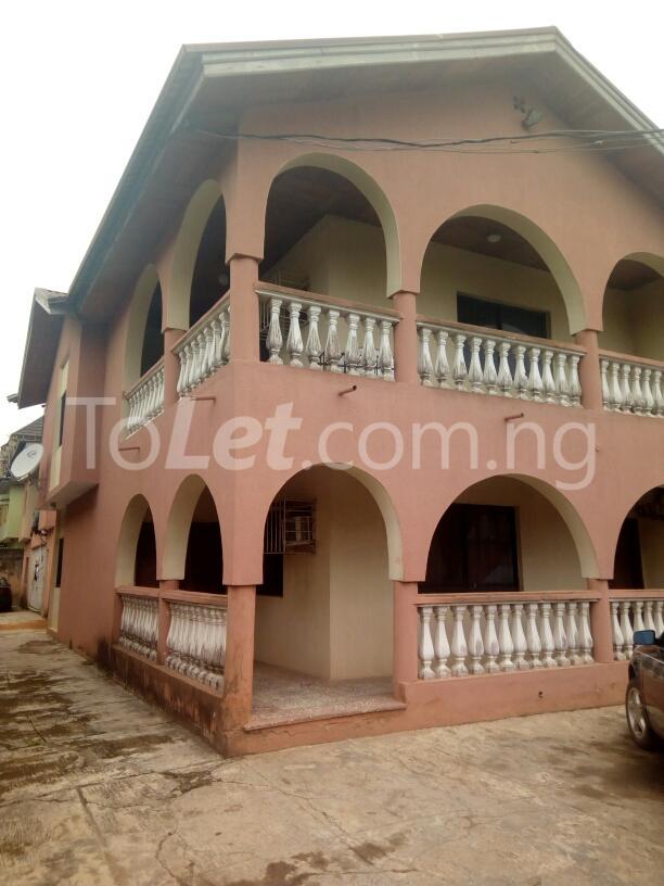 10 bedroom House for sale Adenubi street Ago palace Okota Lagos - 11