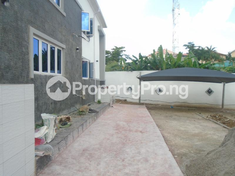 4 bedroom House for rent Asokoro Abuja - 14
