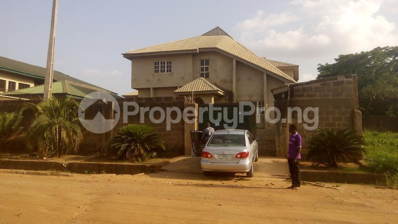 5 bedroom House for sale Akala Estate Akobo Akobo Ibadan Oyo - 0