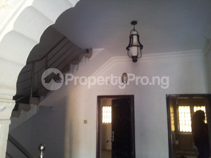 5 bedroom House for sale surulere Kilo-Marsha Surulere Lagos - 9