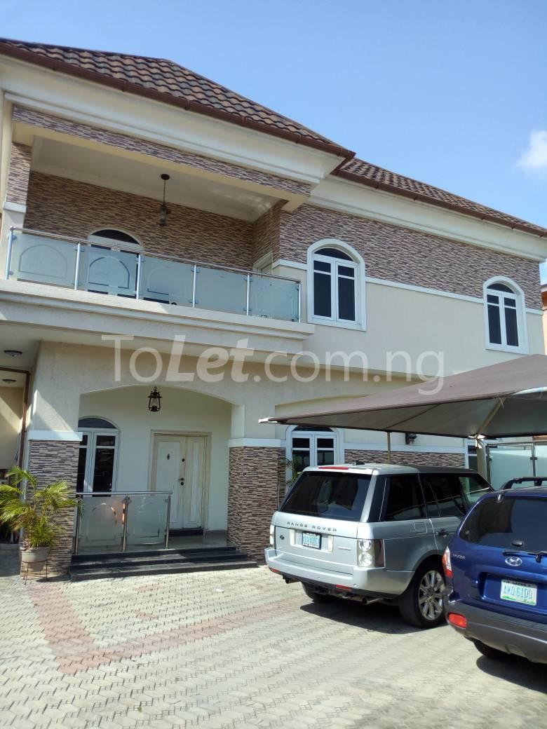 6 bedroom House for sale Taiye Olomu Lekki Phase 1 Lekki Lagos - 3