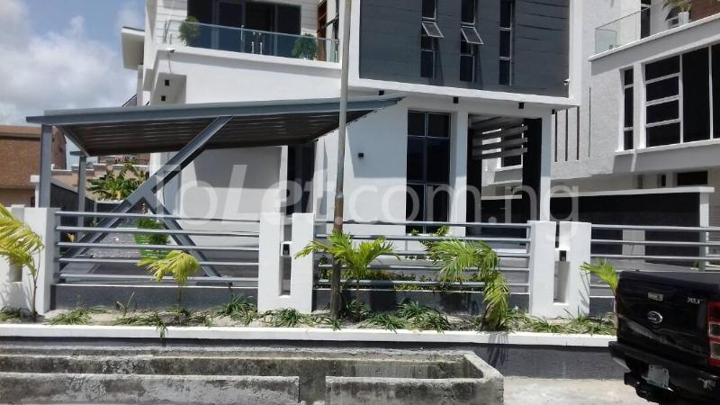 6 bedroom House for sale Alcaldia Estate Lekki Lagos - 0