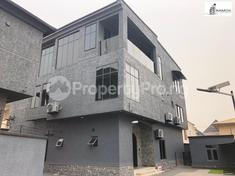 6 bedroom Detached Duplex House for sale Chevron Lekki chevron Lekki Lagos - 10
