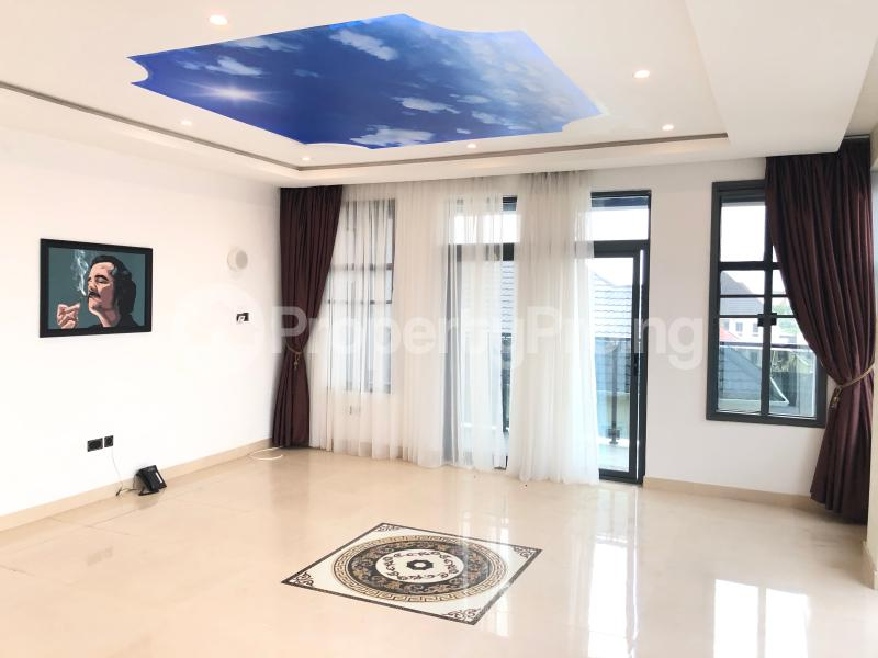 6 bedroom Detached Duplex House for sale Chevron Lekki chevron Lekki Lagos - 21