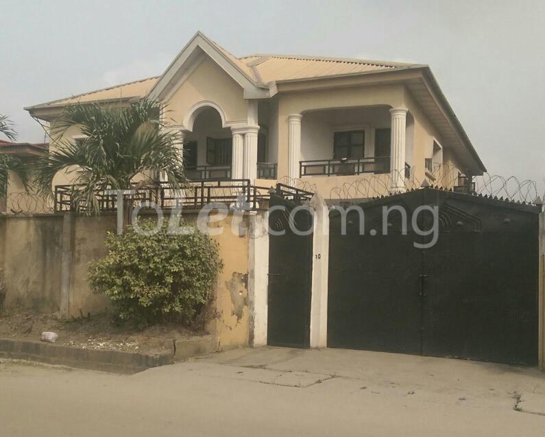 6 bedroom House for sale Unipetrol Ojo Lagos - 10