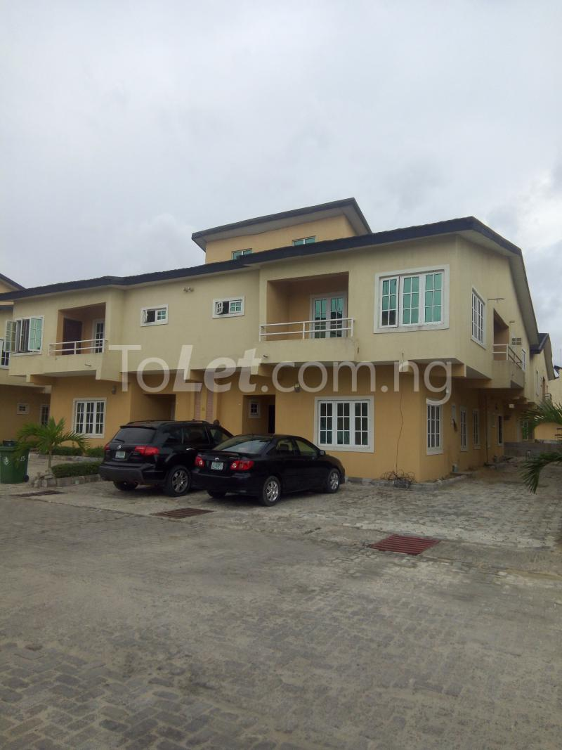 6 bedroom House for rent Behind Lagos business school Lekki  Lekki Phase 1 Lekki Lagos - 0