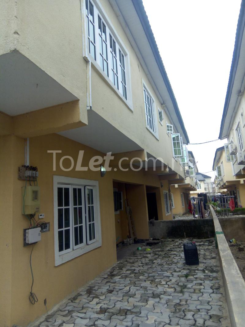 6 bedroom House for rent Behind Lagos business school Lekki  Lekki Phase 1 Lekki Lagos - 1
