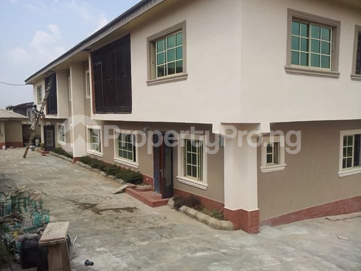 6 bedroom Semi Detached Duplex House for rent Idi ishin Idishin Ibadan Oyo - 0