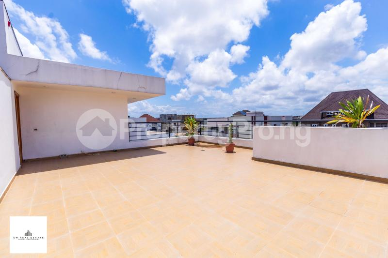 6 bedroom House for sale Pinnock Beach Estate  Osapa london Lekki Lagos - 4