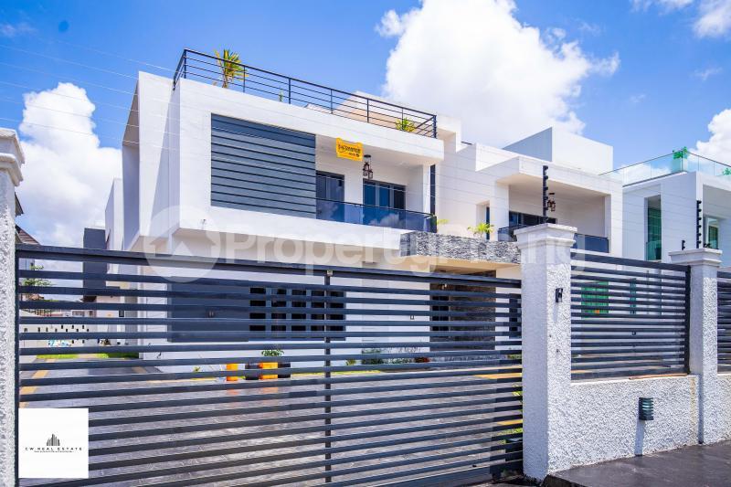 6 bedroom House for sale Pinnock Beach Estate  Osapa london Lekki Lagos - 11