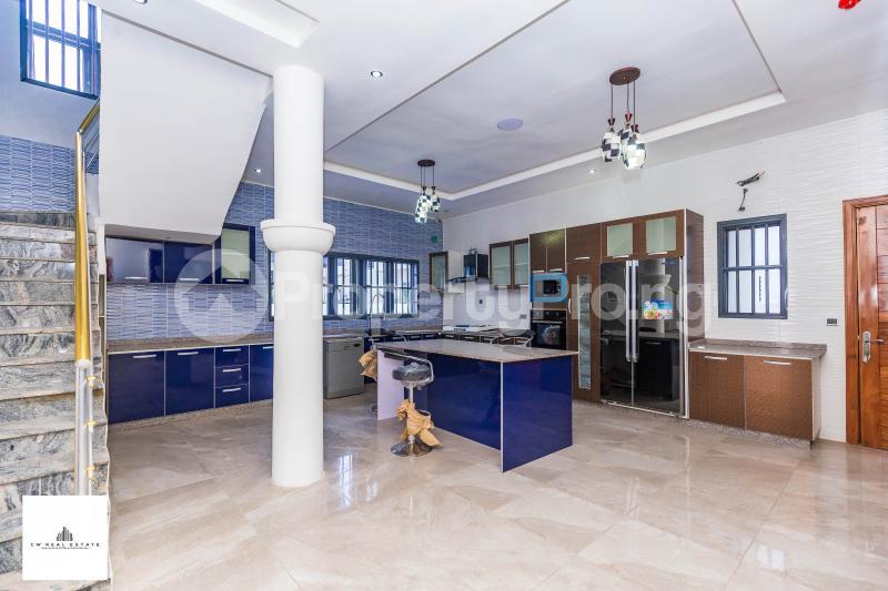 6 bedroom House for sale Pinnock Beach Estate  Osapa london Lekki Lagos - 9