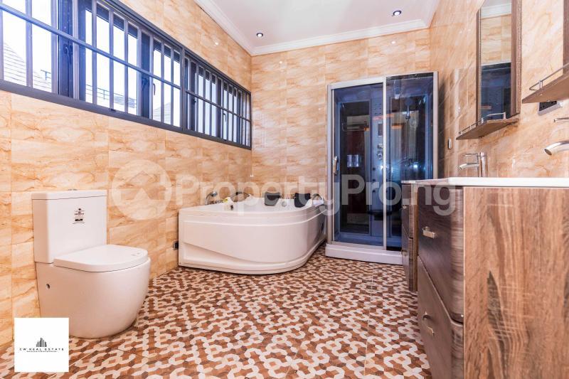 6 bedroom House for sale Pinnock Beach Estate  Osapa london Lekki Lagos - 6