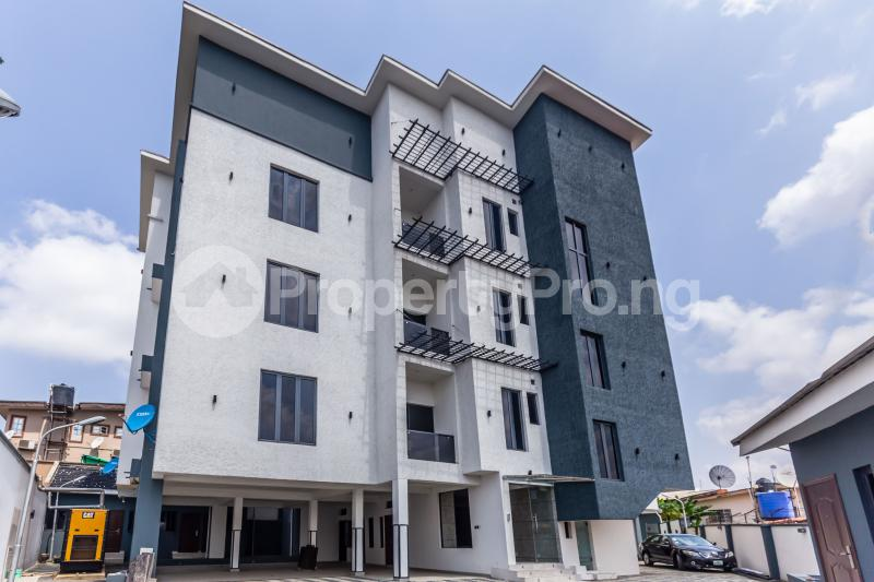 3 bedroom Flat / Apartment for sale Allen avenue  Allen Avenue Ikeja Lagos - 0