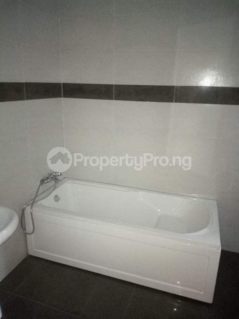 4 bedroom Boys Quarters Flat / Apartment for rent guzape Guzape Abuja - 1