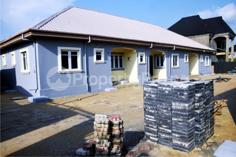 2 bedroom Semi Detached Bungalow House for sale House 1, James Street, by Oluwasheyi, Iyana isashi Ojo, Lagos   Okokomaiko Ojo Lagos - 1