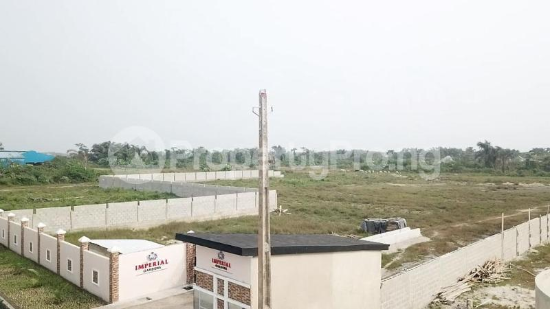 Residential Land Land for sale Imperial Garden, Abijo,  Lekki Lagos - 1