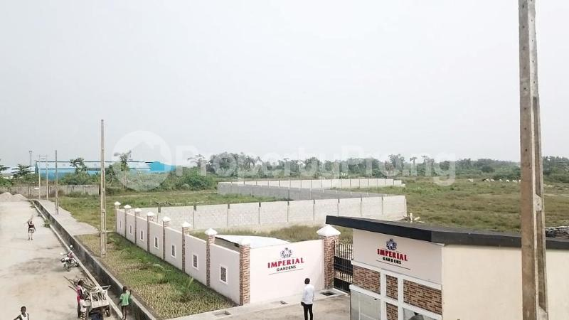 Residential Land Land for sale Imperial Garden, Abijo,  Lekki Lagos - 4