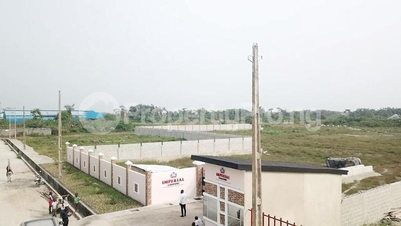 Residential Land Land for sale Imperial Garden, Abijo,  Lekki Lagos - 2