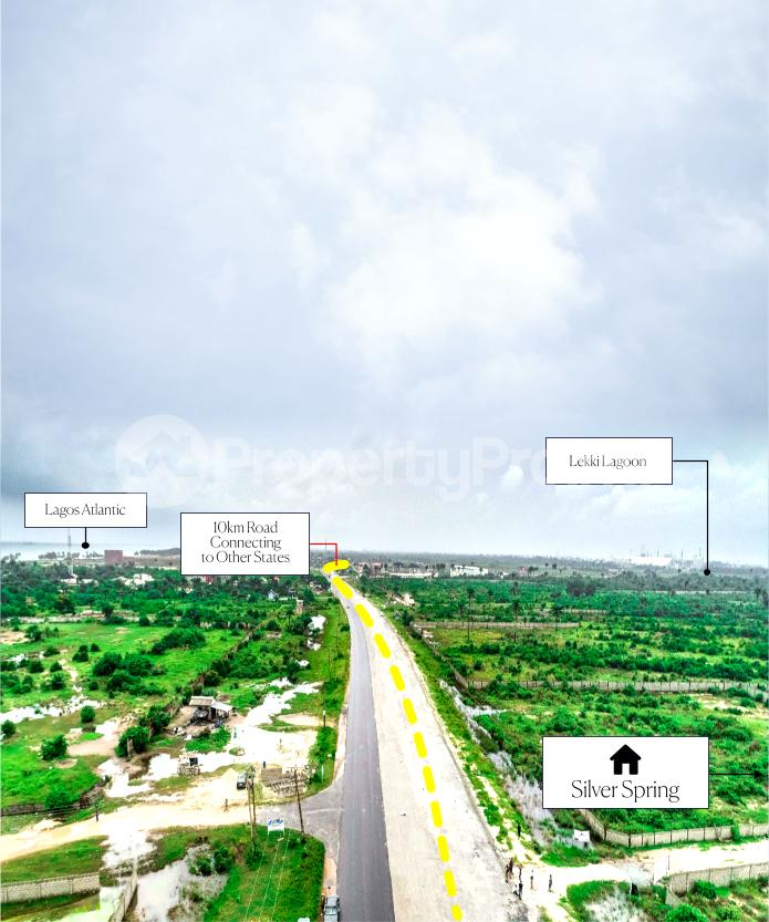 Residential Land Land for sale Free Trade Zone Ibeju-Lekki Lagos - 2