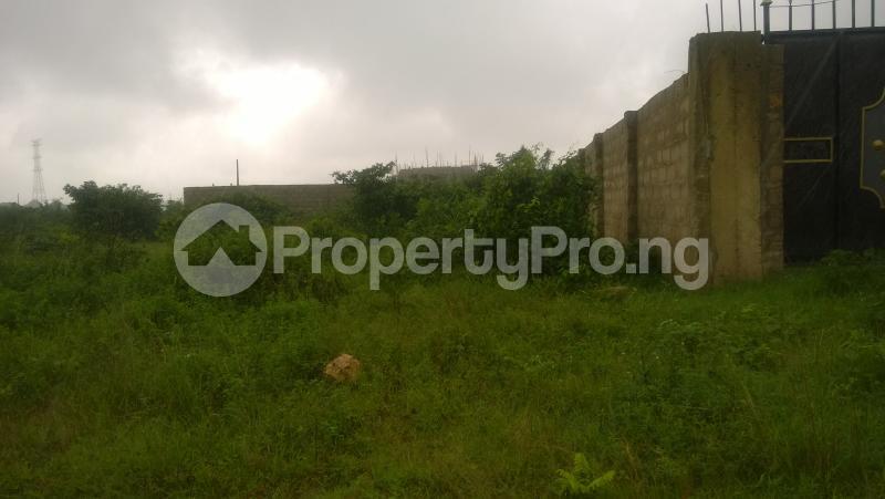 Land for sale Orji Town Layout Annex, Around IBC Quarters Orji Owerri Imo - 3