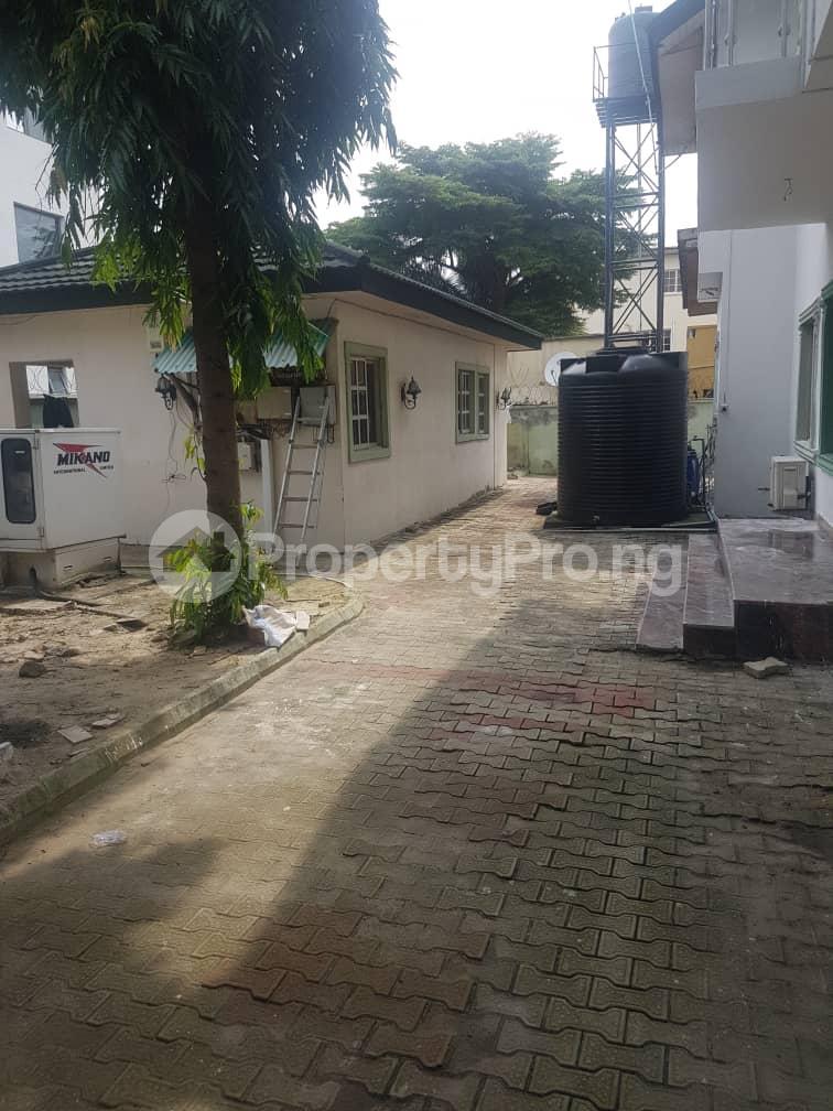 6 bedroom Detached Duplex House for rent Lekki Phase 1 Lekki Lagos - 13
