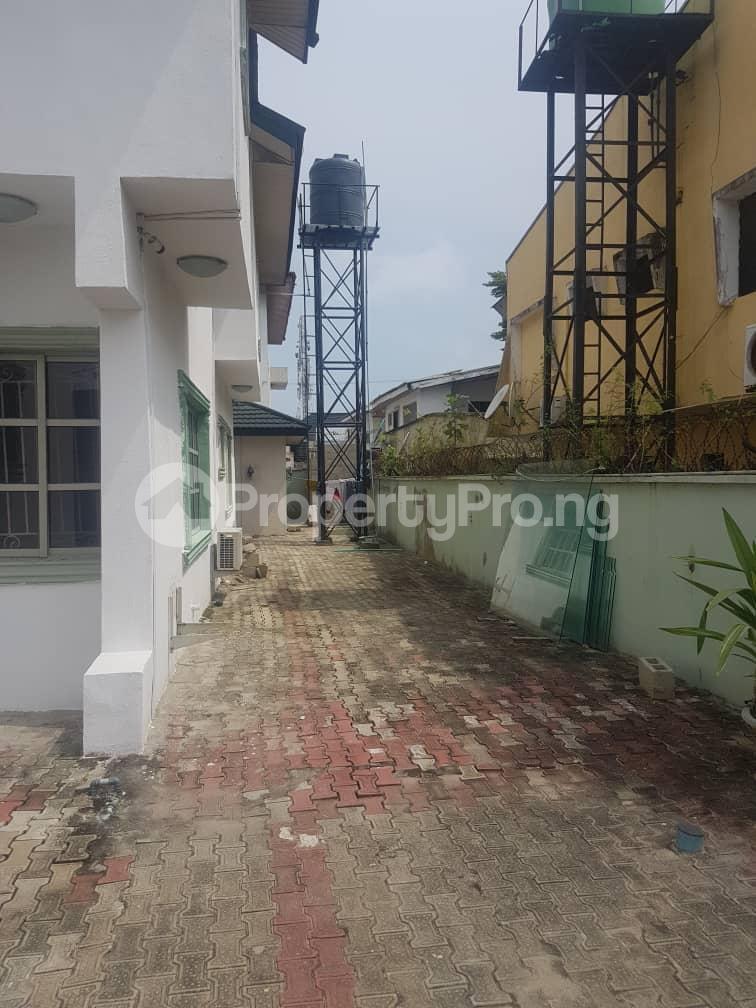 6 bedroom Detached Duplex House for rent Lekki Phase 1 Lekki Lagos - 5