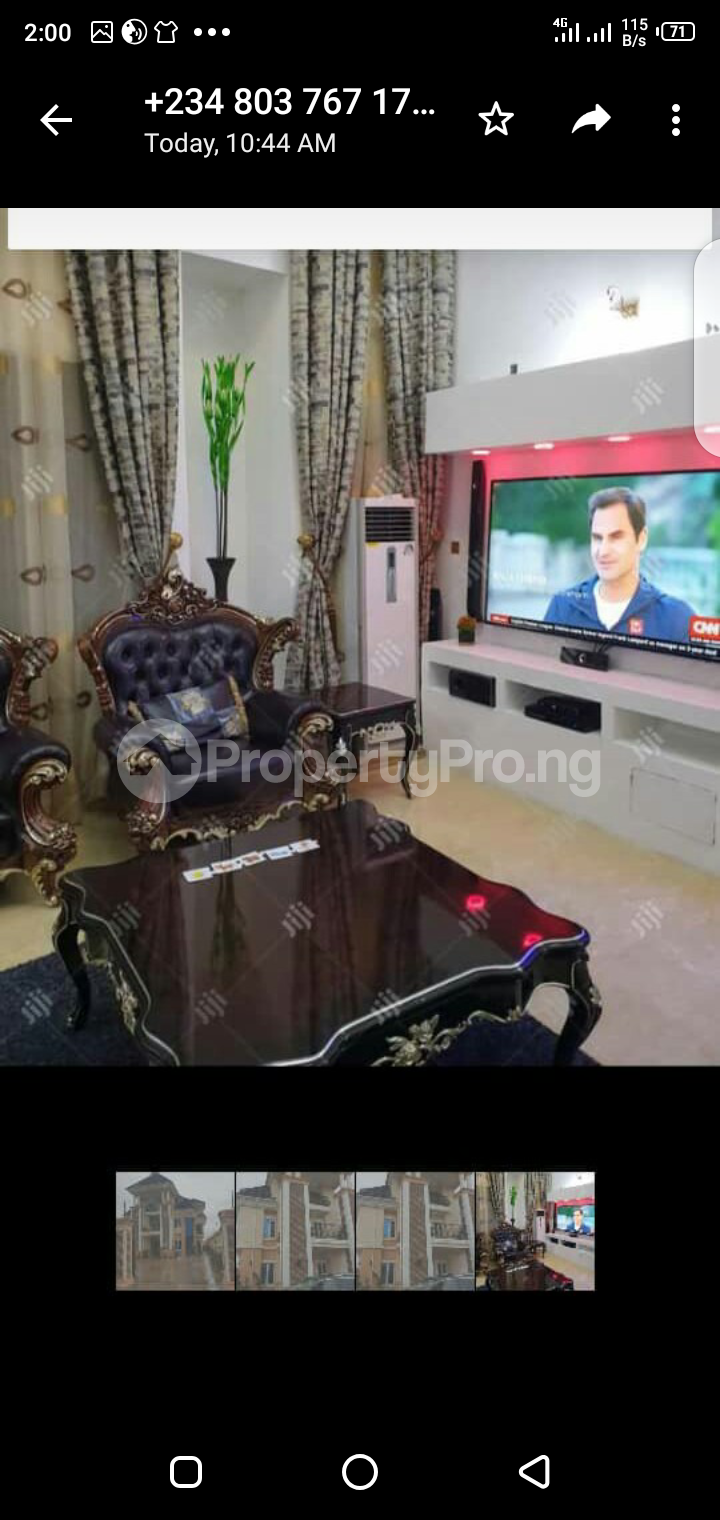 6 bedroom Detached Duplex House for sale Odili road trans Amadi Obio-Akpor Rivers - 1