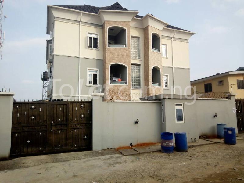 3 bedroom Flat / Apartment for sale Sosanya street   Soluyi Gbagada Lagos - 0