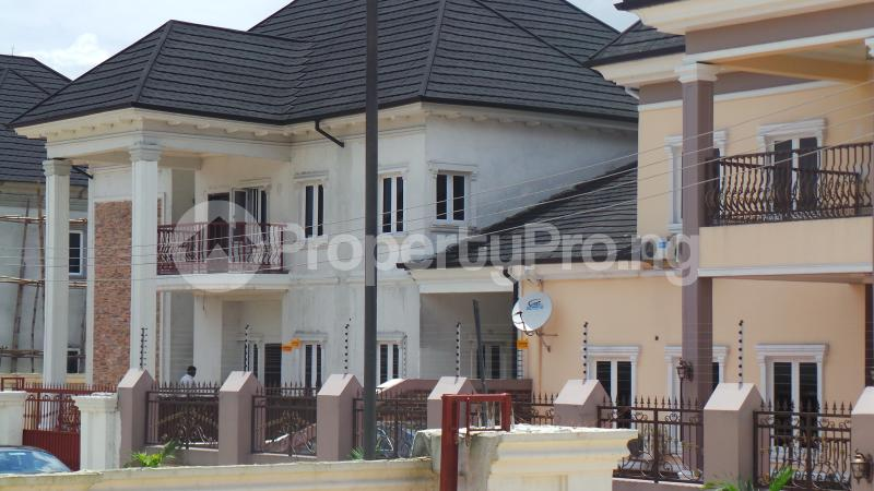 6 bedroom Detached Duplex House for sale Harmony Estate NAF base Eliozu Port Harcourt Rivers - 0