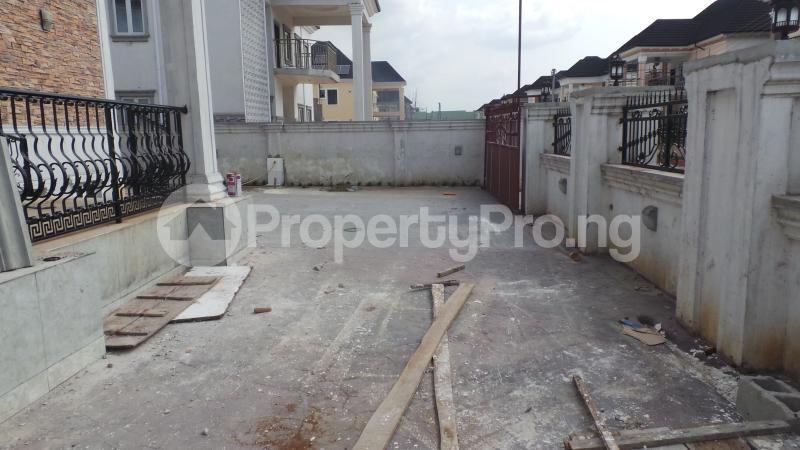 6 bedroom Detached Duplex House for sale Harmony Estate NAF base Eliozu Port Harcourt Rivers - 21