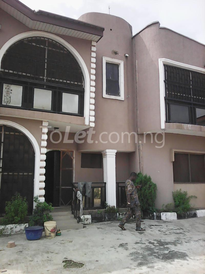 7 bedroom House for sale ORI OKUTA RD, AGRIC  Agric Ikorodu Lagos - 0