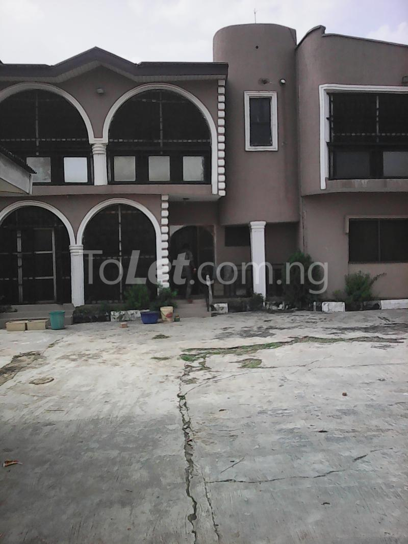 7 bedroom House for sale ORI OKUTA RD, AGRIC  Agric Ikorodu Lagos - 1