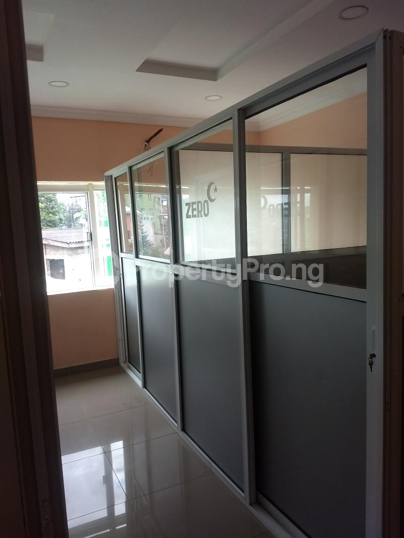 Office Space Commercial Property for rent Off Awolowo way by Testing Ground Bus stop Awolowo way Ikeja Lagos - 1