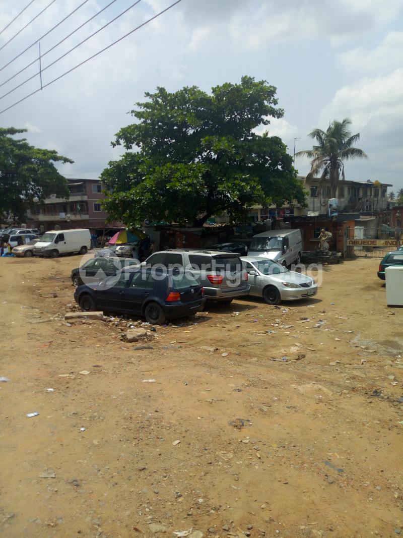 Commercial Land Land for sale Agege Motor road Oshodi Expressway Oshodi Lagos - 3