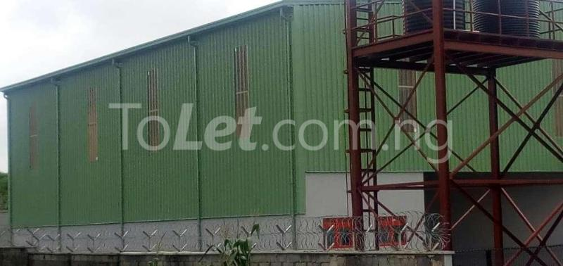 Land for sale Jabi, Abuja Idu Industrial(Institution and Research) Abuja - 1