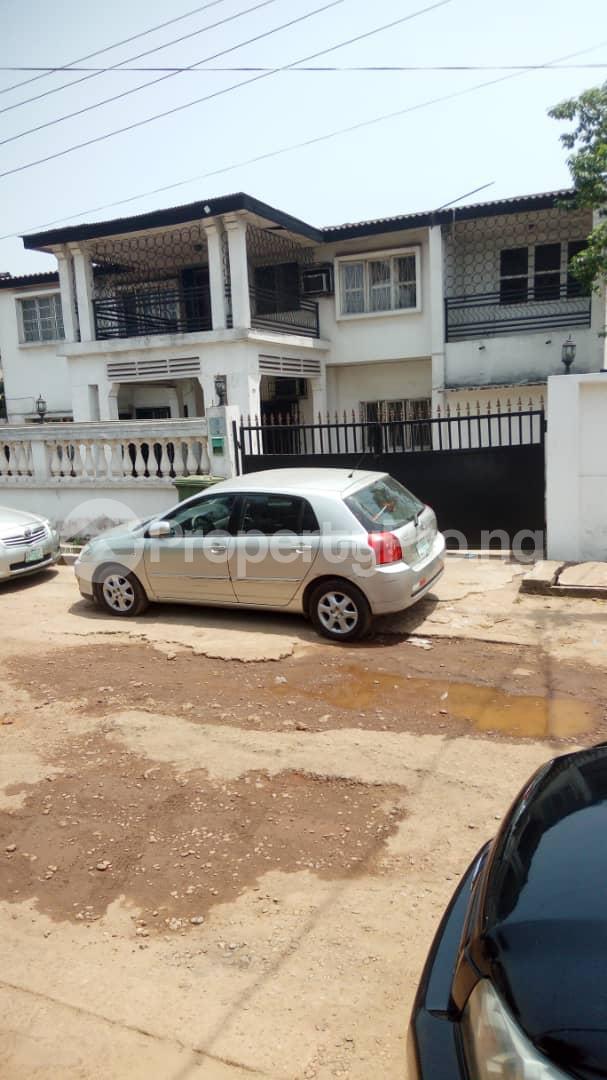 7 bedroom Detached Duplex House for sale Off Adeniran ogunsanya  Adeniran Ogunsanya Surulere Lagos - 0