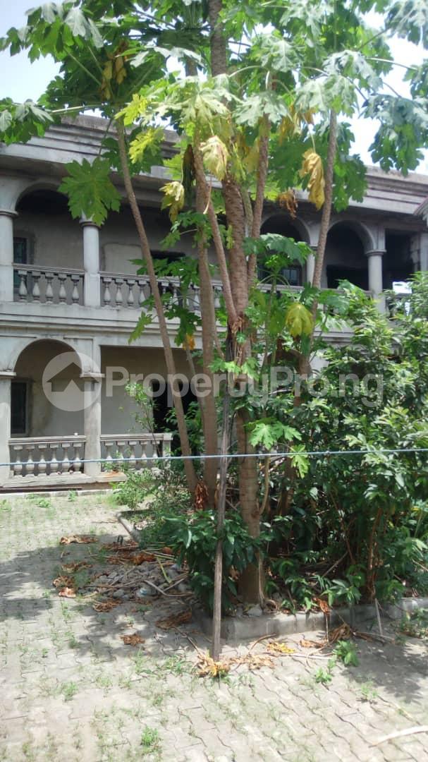 7 bedroom Detached Duplex House for sale Off Adeniran ogunsanya  Adeniran Ogunsanya Surulere Lagos - 1