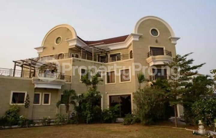 8 bedroom Detached Duplex House for sale Waterfront  Banana Island Ikoyi Lagos - 1