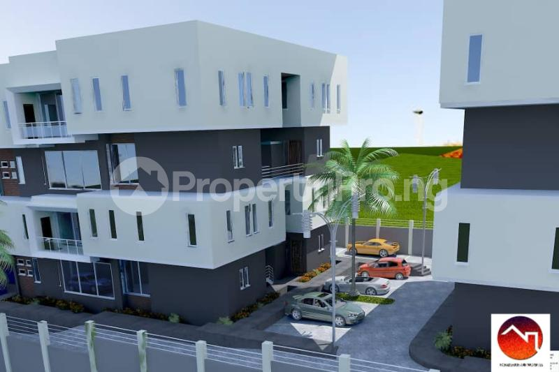 4 bedroom Massionette House for sale Awuse Estate Opebi Ikeja Lagos - 5