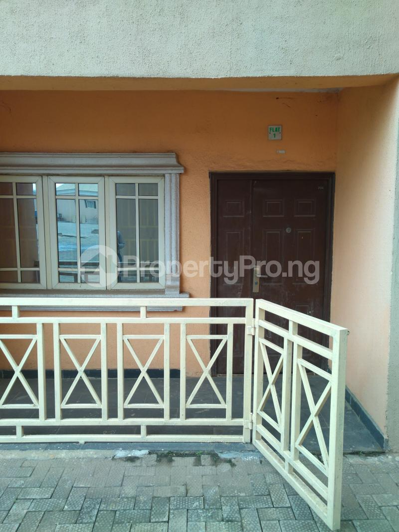 House for rent Abat Estate Abule Egba Lagos - 2